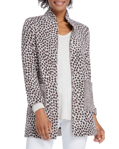 Plus Size Savanna Spot Jacket