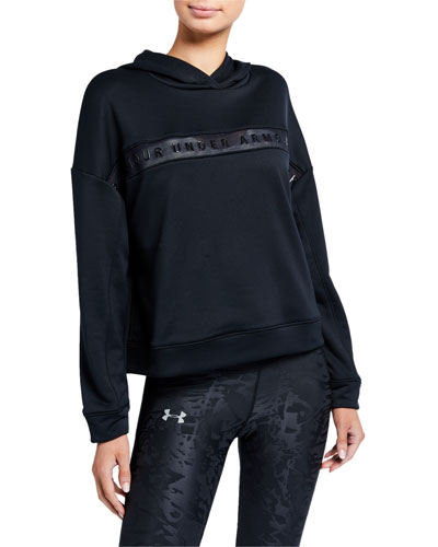 UA Tech Terry Pullover Hoodie