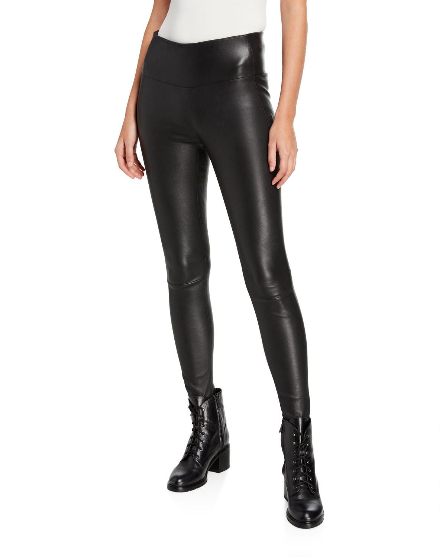 Ani Leather Leggings