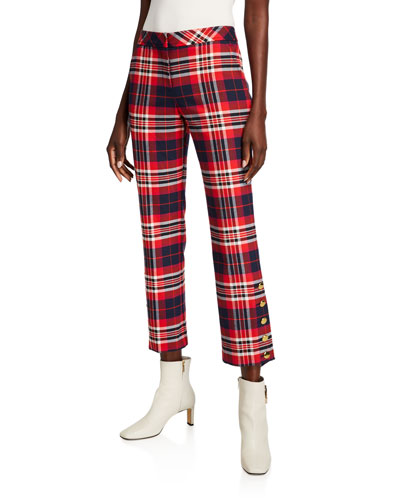 Mercury Plaid Pants