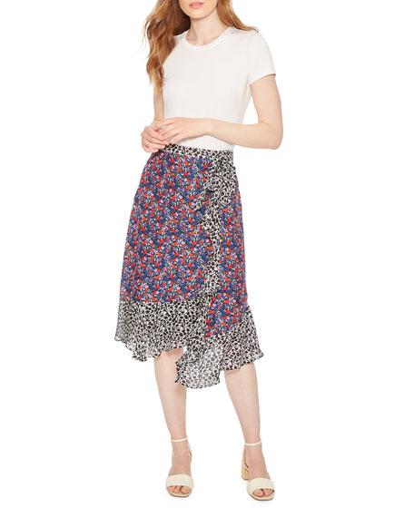 Parker Collins Combo Skirt