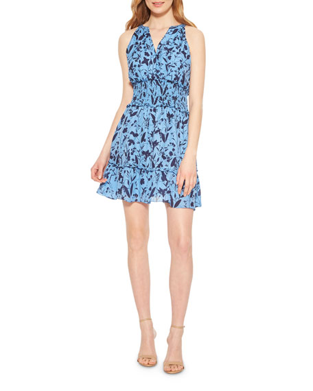 Parker Cambria Sleeveless Tiered Dress