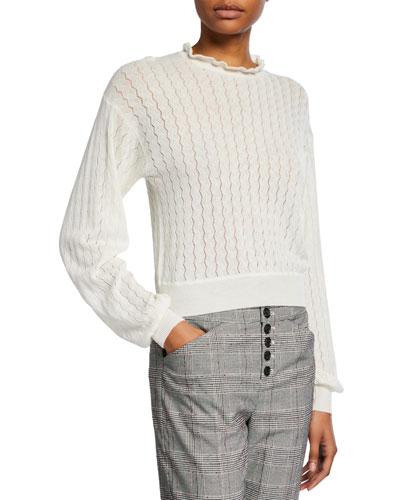 Hadar Wool-Cashmere Sweater