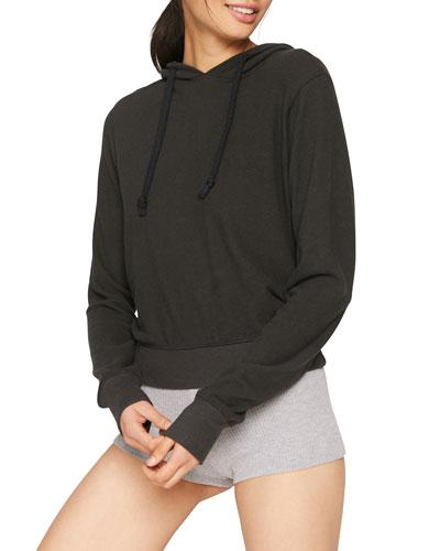 Hana Hacci Pullover Hoodie Sweatshirt