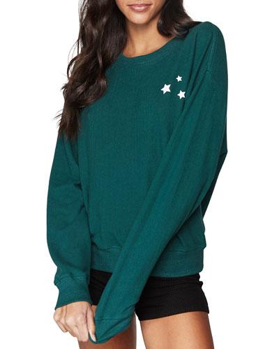 Trust Malibu Crewneck Sweatshirt
