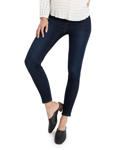 Maternity Skinny Jeans w/ Adjustable Waist