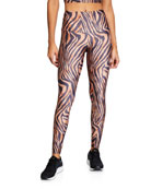 Onzie High-Rise Leggings, Tiger and Matching Items &