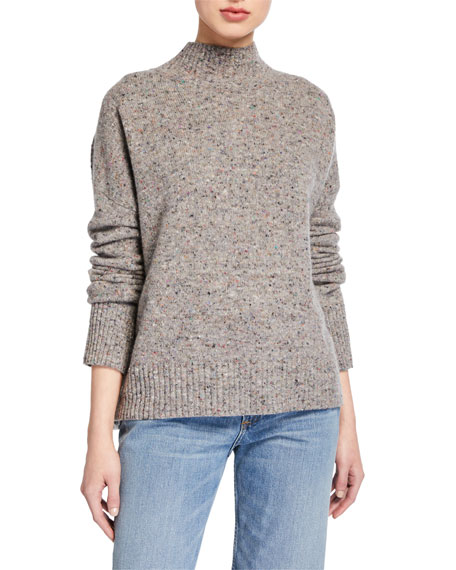 A.L.C. Parsons Mock-Neck Sweater
