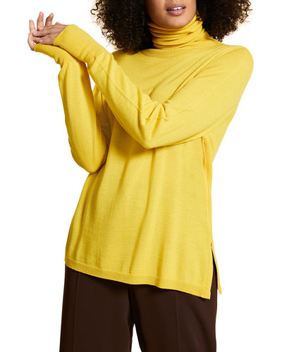 Plus Size Fine Turtleneck Sweater