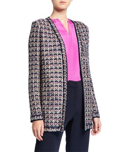 Passementerie Knit Jacket