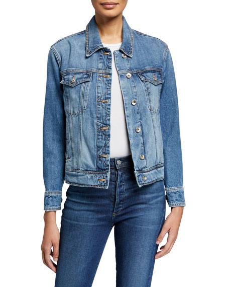 Rag & Bone Classic Trucker Jacket