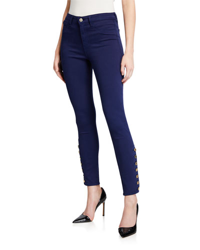 Piper High-Rise Skinny Jeans