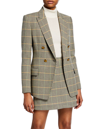 Sedgwick II Glen Plaid Jacket
