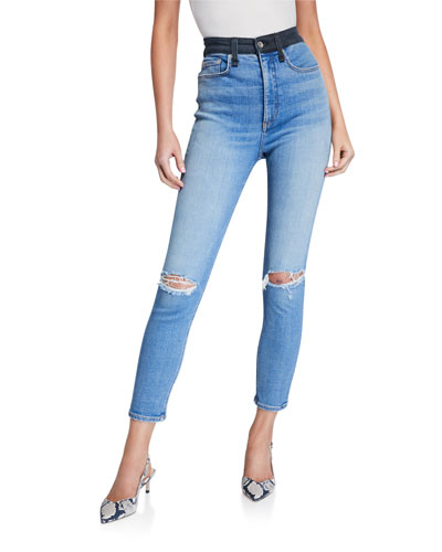 Jane Super High-Rise Skinny Jeans