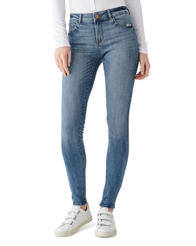 Florence Mid-Rise Skinny Jeans