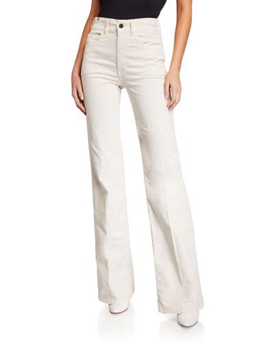 Dahlia High-Rise Flare Jeans