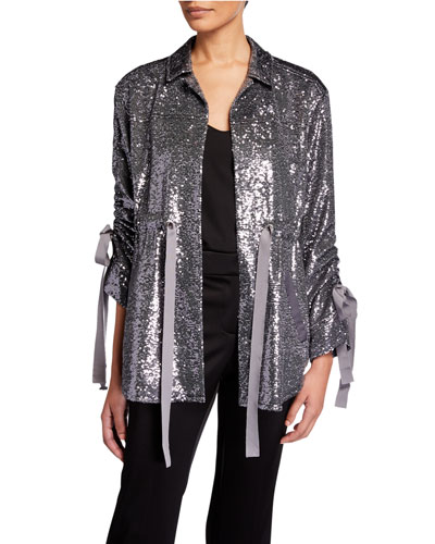 Mathieu Sequined Jacket