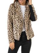 Fabulous Furs Maven Faux-Fur Moto Jacket - Inclusive