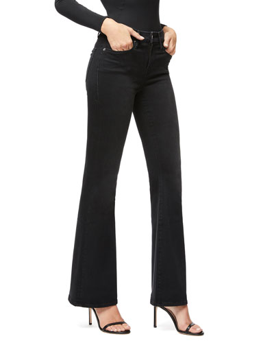 Good Flare High-Rise Jeans - Inclusive Sizing