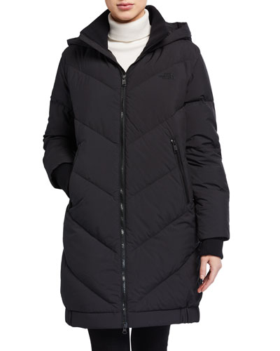 Albroz Hooded Parkina Coat