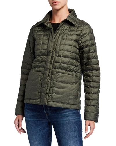 ThermoBall Eco Snap Jacket