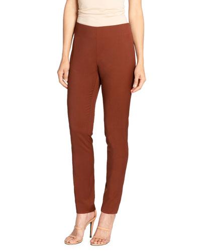 d15c18842b Virgin Wool Womens Pants | Neiman Marcus
