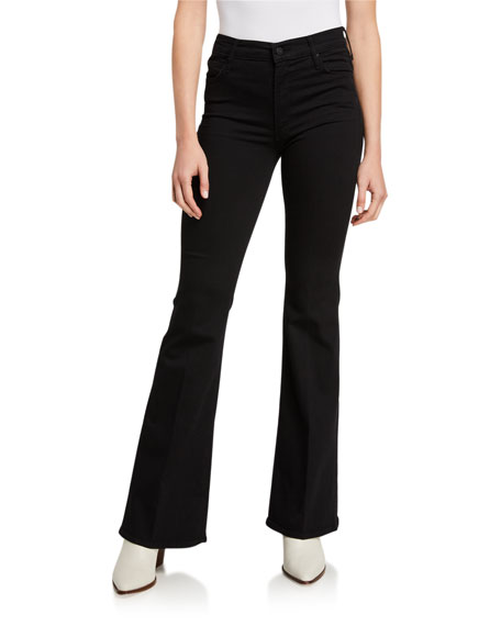 MOTHER The Doozy High-Rise Boot-Cut Jeans