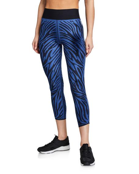Ultracor Ultra High Velvet Zebra Leggings