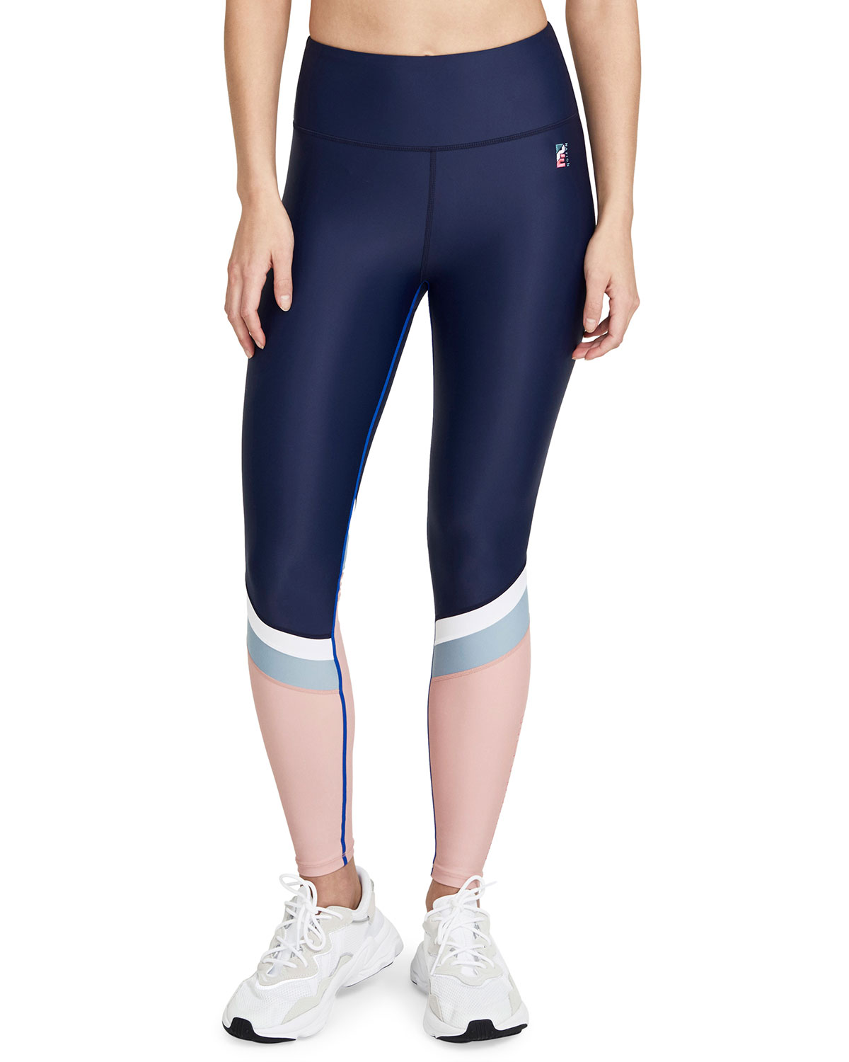P.e Nation Pants FLEX IT COLORBLOCK LEGGINGS