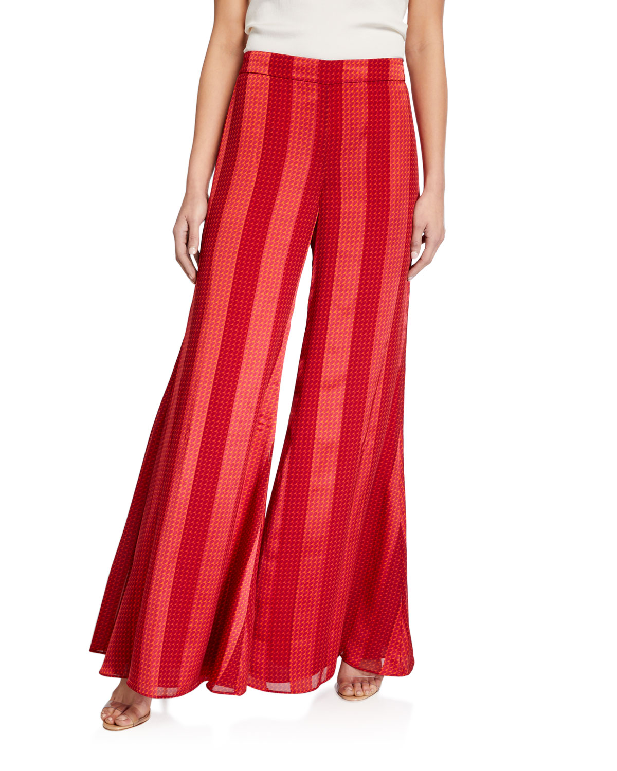 Alexis Pants SANJIT WIDE-LEG PANTS