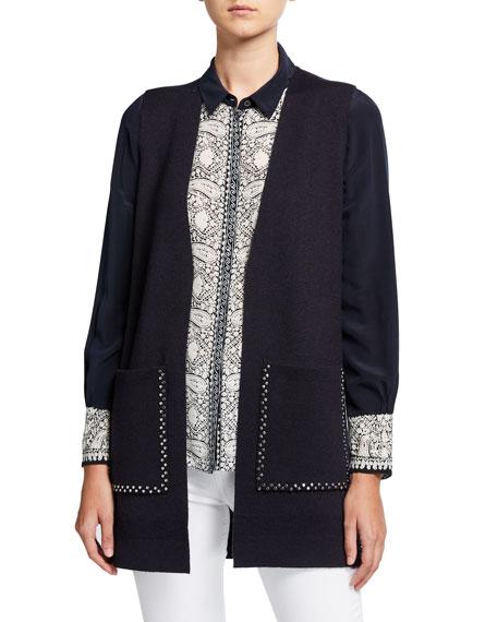 Kobi Halperin Nicolette Sweater Vest