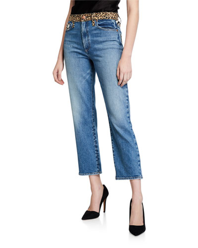 Amazing High-Rise Girlfriend Jeans