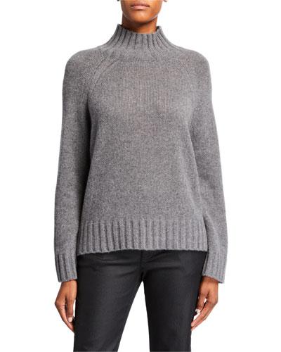 Margaret Turtleneck Cashmere Sweater