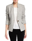 Veronica Beard Farley Dickey Jacket
