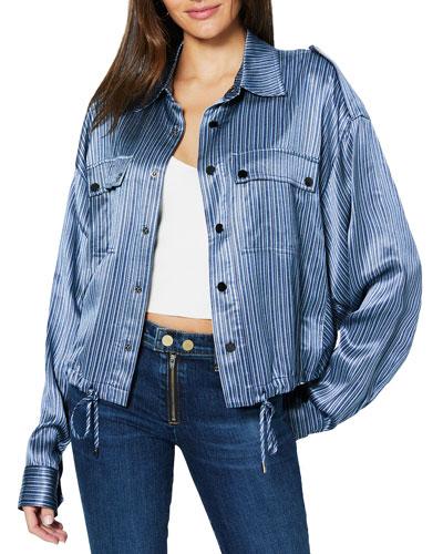 Lia Metallic Jacket