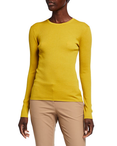 Mirzi Regal Wool Rib Sweater
