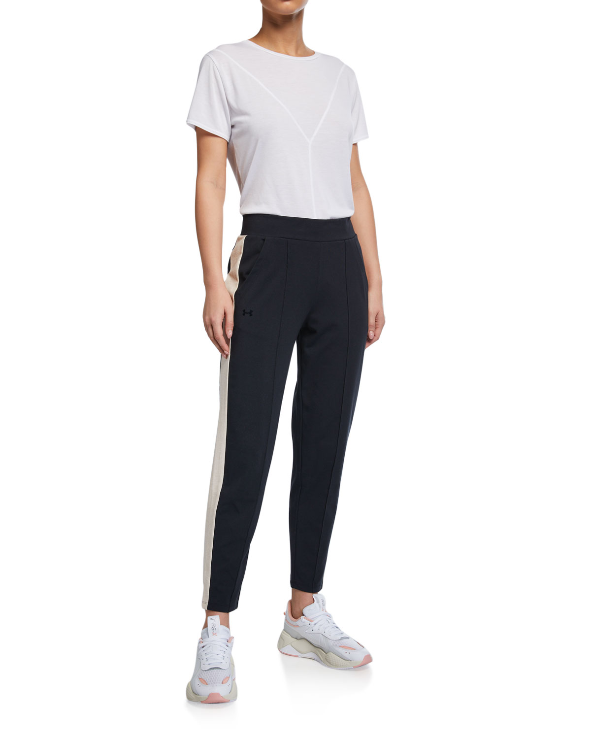 Under Armour Pants FAVORITE LOOSE TAPERED PANT