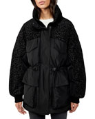 Mackage Hooded Down Jacket
