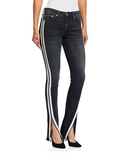 Cate Mid Rise Flare Pants