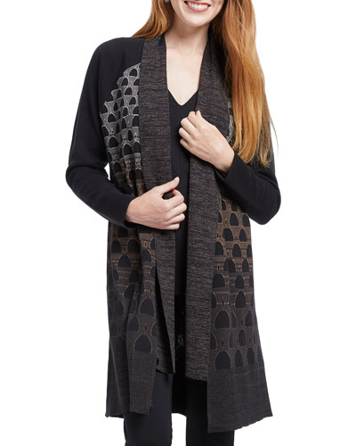 Wild Country Open-Front Cardigan