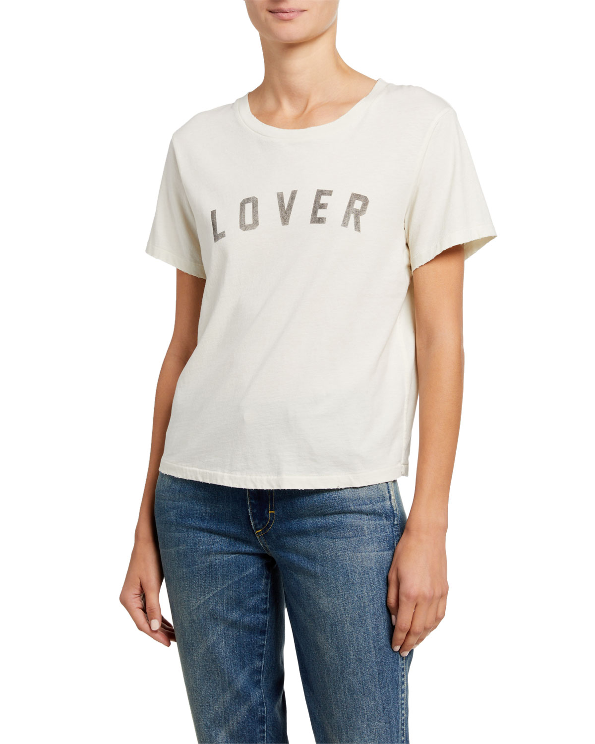 Amo Denim LOVER CLASSIC GRAPHIC TEE