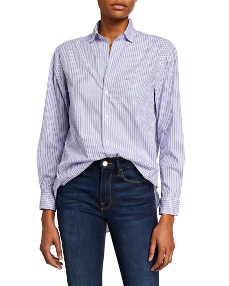 Frank & Eileen Joedy Superfine Cotton Poplin Button-Down Shirt