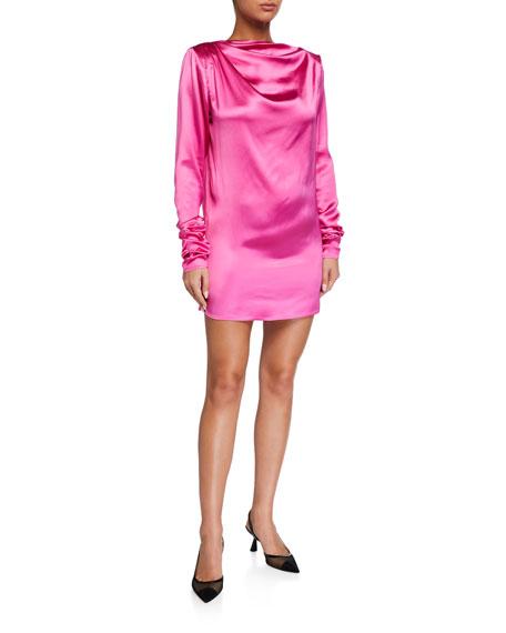 Gauge 81 Pisa Long-Sleeve Mini Dress