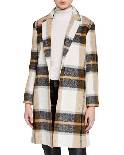 Cher Check Jacket