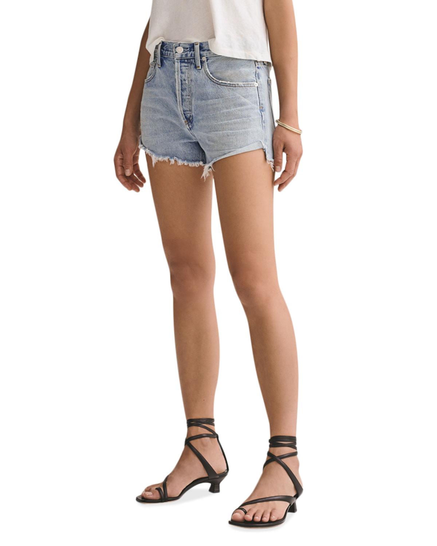 Parker Cutoff Denim Shorts