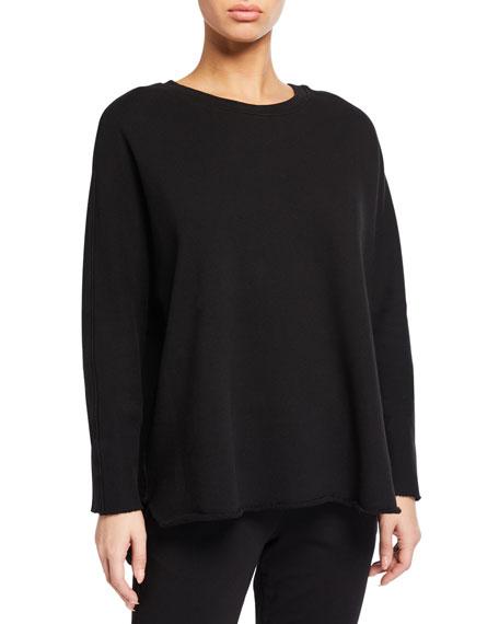 Frank & Eileen Tee Lab Oversized Continuous Sleeve Sweatshirt