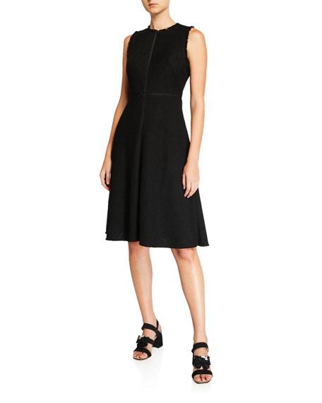 kate spade new york sleeveless tweed dress