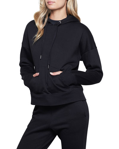 Laced Back Hoodie Jacket - Inclusive Sizing