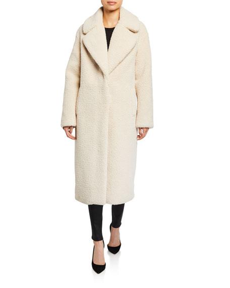 A.L.C. Elkin Sherpa Long Coat