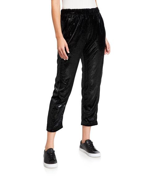 Xirena Declan Shimmer Velvet Pants